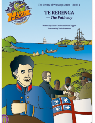 Image of Te Rerenga : The Pathway : Book 1 Series 3 : The Treaty Of Waitangi