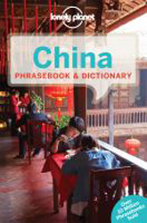 Image of Lonely Planet China : Phrasebook And Dictionary