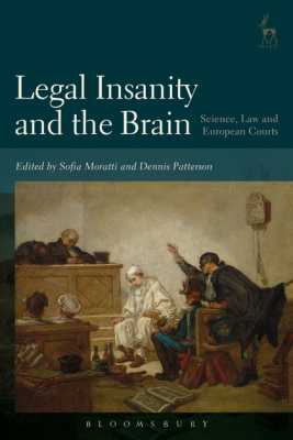 Image of Legal Insanity And The Brain Science : Law And European Courts