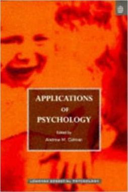 Image of Applications Of Psychology