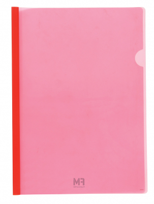 Image of Presentation Cover Fm 202a Red