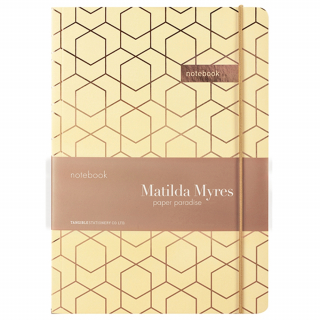 Image of Notebook Matilda Myres A5 Ivory