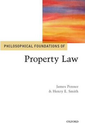 Image of Philosophical Foundations Of Property Law