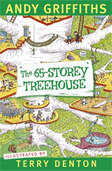 Image of The 65 Storey Treehouse : Treehouse Series : Book 5