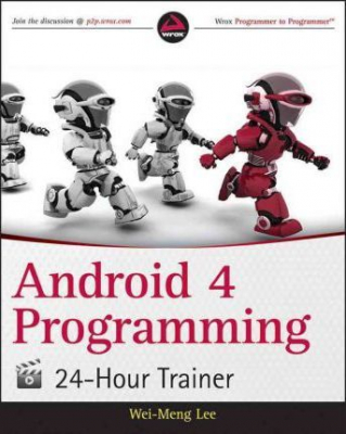 Image of Android 4 Programming : 24 Hour Trainer
