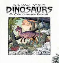 Image of Dinosaurs : A Colouring Book