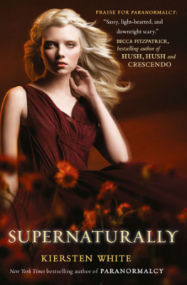 Image of Supernaturally Paranormalcy Book 2