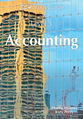 Image of Accounting : Level 3 Study Guide