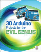 Image of 30 Arduino Projects For The Evil Genius