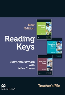 Image of Reading Keys : Skills And Strategies For Effective Reading Teachers File Pack