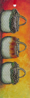 Image of Kete Baskets Bookmark