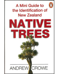 Image of A Mini Guide To The Identification Of New Zealand Native Trees