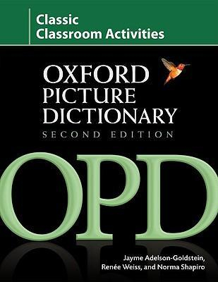 Image of Oxford Picture Dictionary : Classic Classroom Activities