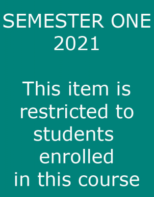 Image of Civil 312 Structures And Design 2 Part 1 Coursebook Semesterone 2021