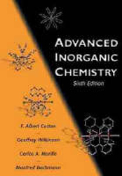 Image of Advanced Inorganic Chemistry : A Comprehensive Text