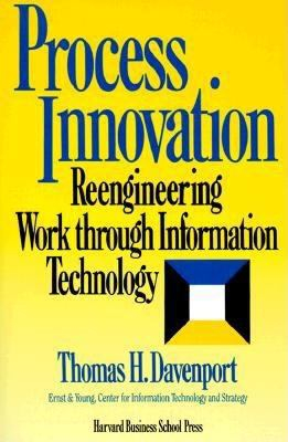 Image of Process Innovation Re-engineering Work Through Information Technology