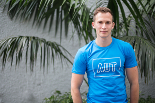 Image of Mens Staple Xl Blue Tee T-shirt Aut Merchandise