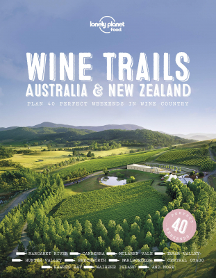 Image of Wine Trails : Australia And New Zealand