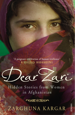 Image of Dear Zari : Hidden Stories From Women Of Afghanistan