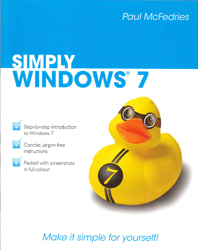 Image of Simply Windows 7