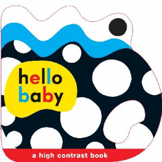 Image of Hello Baby Shaped Grip Book