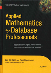Image of Applied Mathematics For Database Professionals