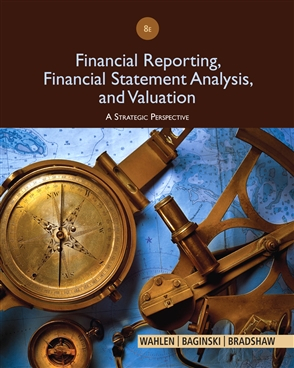 Image of Financial Reporting Financial Statement Analysis And Valuation : A Strategic Perspective