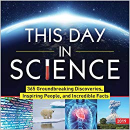 Image of This Day In Science Boxed Calendar 2019