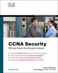 Image of Ccna Security Official Exam Certification Guide