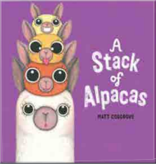 Image of A Stack Of Alpacas