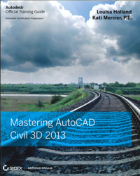 Image of Mastering Autocad Civil 3d 2013