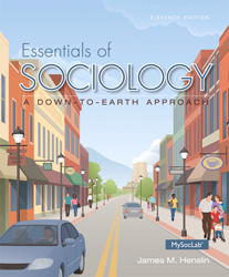 Image of Essentials Of Sociology : A Down To Earth Approach