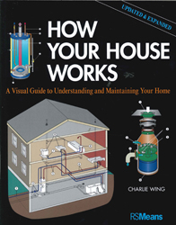 Image of How Your House Works : A Visual Guide To Understanding & Maintaining Your Home