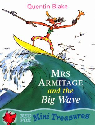 Image of Mrs Armitage & The Big Wave (mini Treasures)