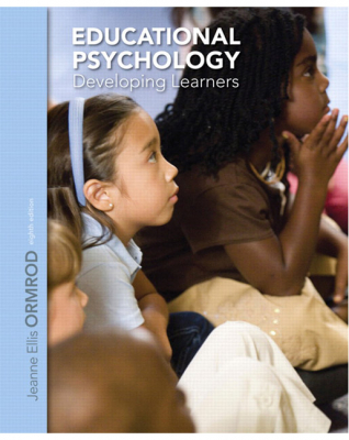 Image of Educational Psychology : Developing Learners