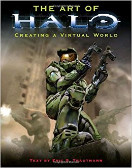 Image of Art Of Halo Creating A Virtual World