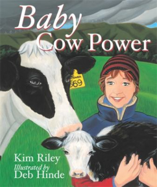 Image of Baby Cow Power