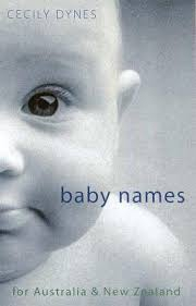Image of Baby Names : For Australia And New Zealand