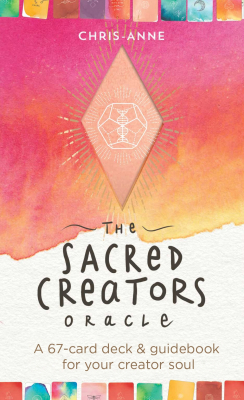 Image of The Sacred Creators Oracle : A 67-Card Oracle Deck and Guidebook for Your Creator Soul