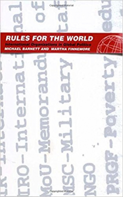 Image of Rules For The World : International Organizations In Global Politics