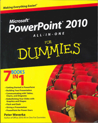 Image of Powerpoint 2010 All In One For Dummies