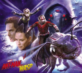 Marvel's Ant-man And The Wasp : The Art Of The Movie