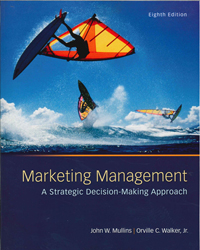 Image of Marketing Management : A Strategic Decision Making Approach