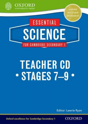 Image of Science For Cambridge Secondary 1 : Teacher's Cd