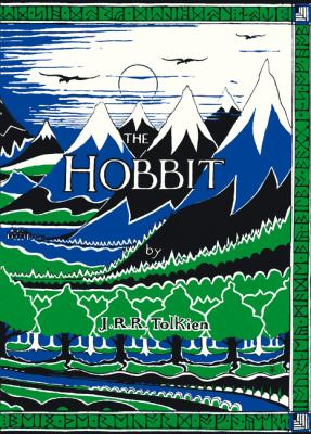 Image of The Hobbit : Facsimile First Edition: 80th Anniversary Edition