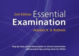 Image of Essential Examination