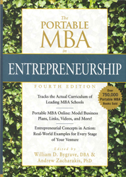 Image of Portable Mba In Entrepreneurship