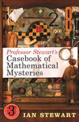 Image of Professor Stewart's Casebook Of Mathematical Mysteries