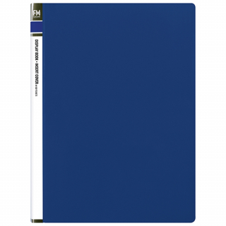 Image of Display Book 60p Fm Insert Cover Blue