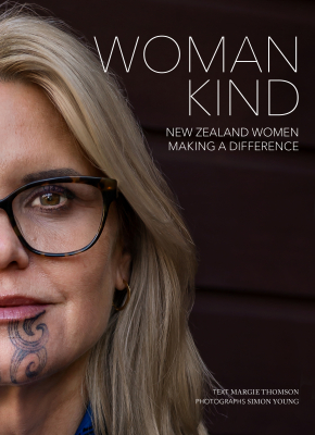 Image of Womankind : New Zealand Women Making A Difference